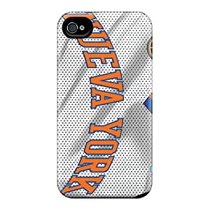 JasonPelletier Iphone 4/4s Perfect Cell-phone Hard Covers Custom Lifelike New York Knicks Skin [IiP9036oiOD]