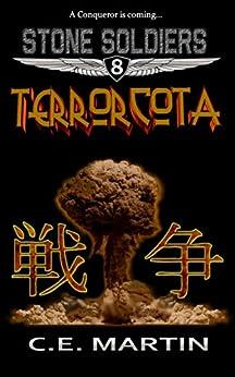 Terrorcota (Stone Soldiers #8) by [Martin, C.E.]