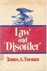 Law and Disorder Hardcover