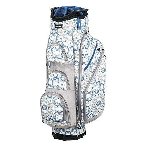 Bennington Women Miss Lite Cart Bag Blue Floral