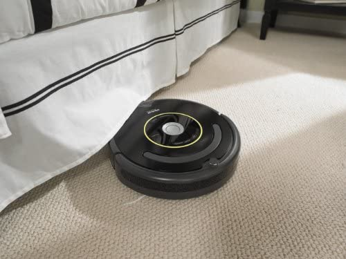 iRobot Roomba 650 Vacuum Cleaning Robot - Black