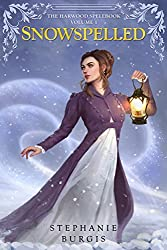 Snowspelled by Stephanie Burgis fantasy book reviews