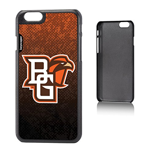 Bowling Green State iPhone 6 & iPhone 6s Slim Case officially licensed by Bowling Green State University for the Apple iPhone 6 by keyscaper® Sleek Light Durable Precise (Bowling Green University Basketball)