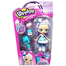 Shopkins ID56709 Shoppies Doll Single Pack-Fria Froyo