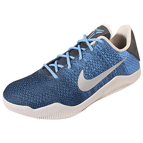 Nike Boys Kobe Xi (gs) Scarpe Da Basket Blu