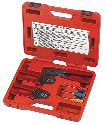 Tool Aid Deutsch ''Dutch'' Terminal Crimper 6 Pc. Service Kit 18650 by BoxYeah