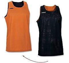 Joma 100050.600 - Camiseta de Baloncesto para Mujer, Color Rojo ...