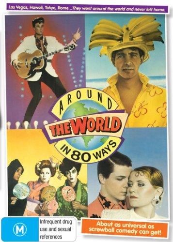 Around the World in 80 Ways ( Around the World in Eighty Ways ) [ NON-USA FORMAT, PAL, Reg.4 Import - Australia ()