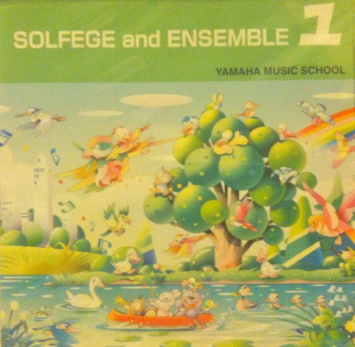 Price comparison product image Solfege and Ensemble 1 - Yamaha Music School