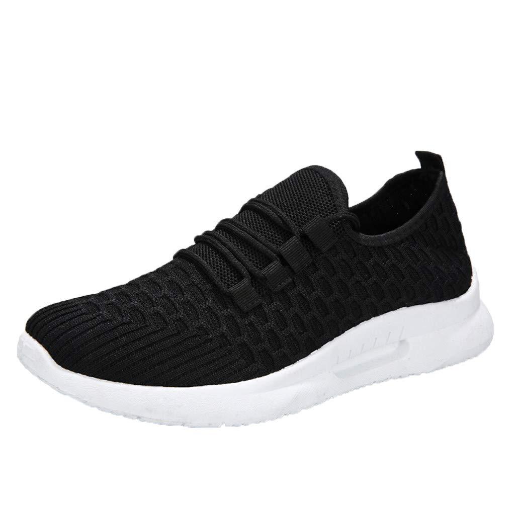 Femmes Baskets Mode Unisexe Chaussures De Sport Running Marche Plate-Forme /éT/é Pas Cher Chic Mesh Respirant Chaussure Confort Sneakers