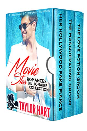 Movie Star Romances Billionaire Collection: 3 Contemporary Clean Romances