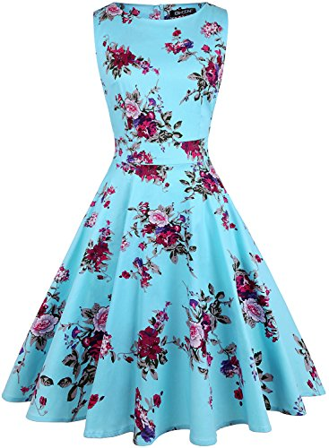 OWIN - Vestito - Sera - Donna Lake Blue