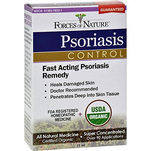FORCES OF NATURE PSORIASIS CONTROL, OG2, 11 ML