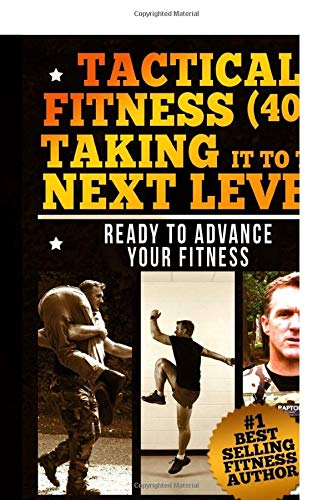 Tactical Fitness 40+ Taking It To The Next Level  Ready To Advance Your Fitness  TF40+ Band 2