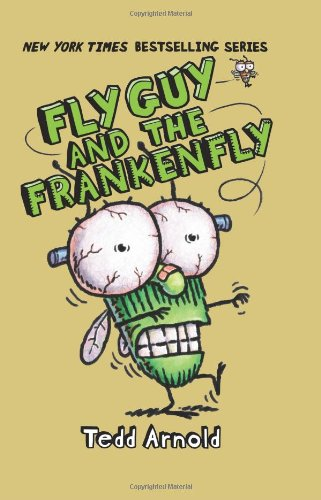 Fly Guy and the Frankenfly (Fly Guy #13) ()