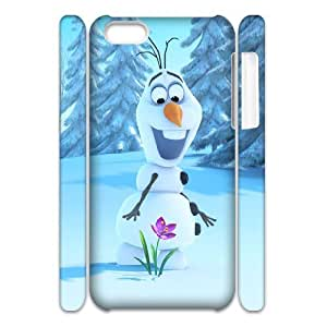 ANCASE Customized 3D case Frozen for iPhone 5C