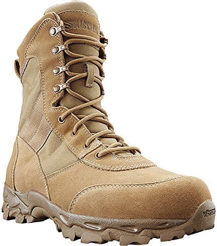 Blackhawk Bt05Cy085W Desert Ops Coyote 498 Boots, Coyote Tan, Size 8.5