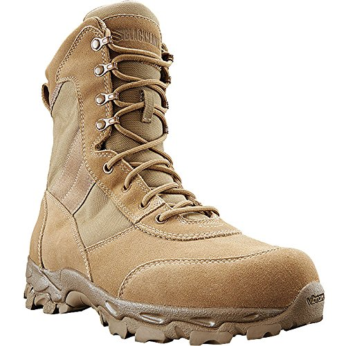 BLACKHAWK BT05CY075M Desert Ops Coyote 498 Boots, Coyote Tan, Size 7.5/Medium