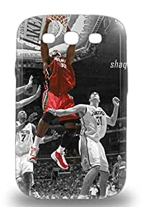 For For HTC One M7 Phone Case Cover Case Protective NBA Boston Celtics Shaquille O Neal #36 Case ( Custom Picture For HTC One M7 Phone Case Cover )