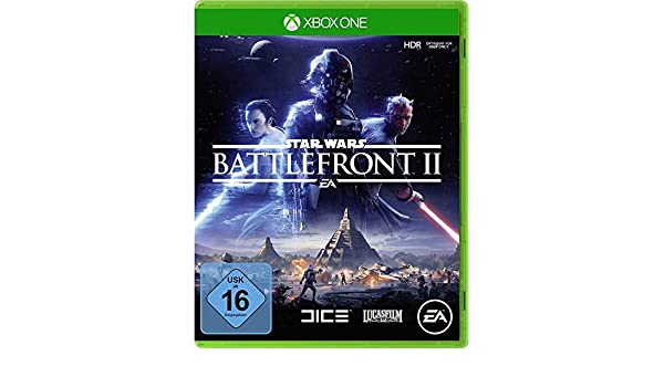 EA Games Star Wars Battlefront 2 Xbox One USK: 16: Amazon.es: Electrónica