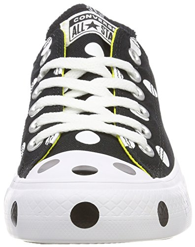 Ctas white Black black fresh white Yellow Multicolore Baskets Yellow Femme 001 Ox Converse fresh 4TSq14d