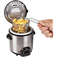 Coopers of Stortford Mini Deep Fat Chip Fryer   Compact Small