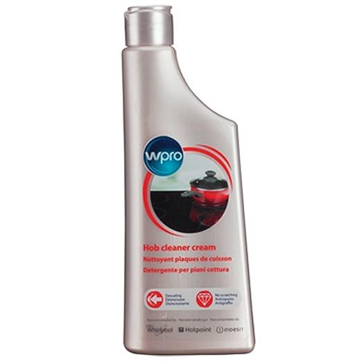 Wpro desengrasante limpiador crema para Bosch inducción ...