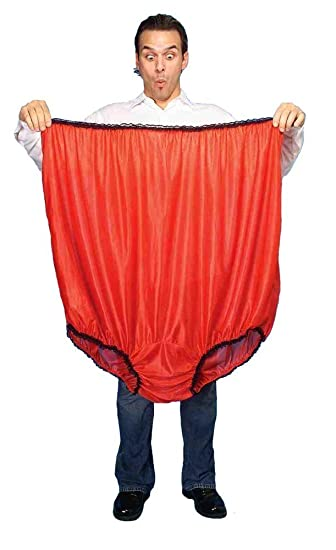 Will Big granny panties question