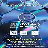 PlexCopier 1 to 9 Blu-ray BD BDXL M-Disc CD DVD