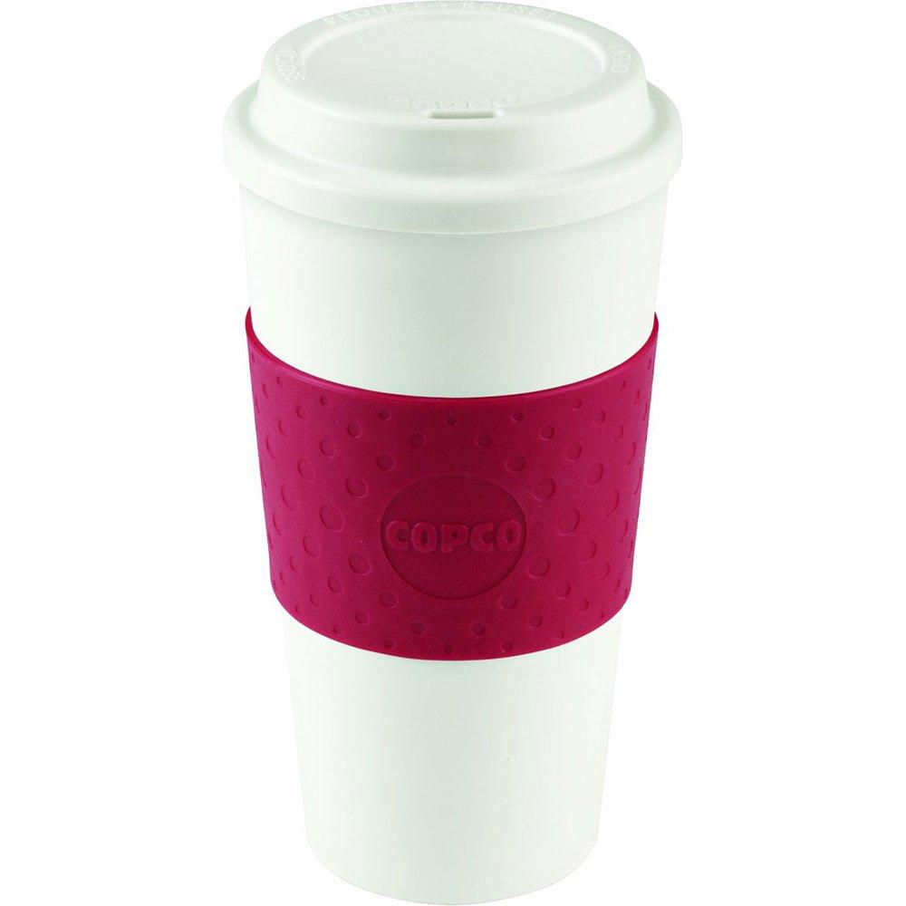 Brown 3-Pack Copco Eco-First Acadia Reusable To Go Mug BPA-Free