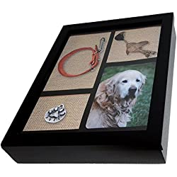 Imagine This Pet Urn Shadow Box, 9-1/2 by 12-1/2 by 2-1/4-Inch