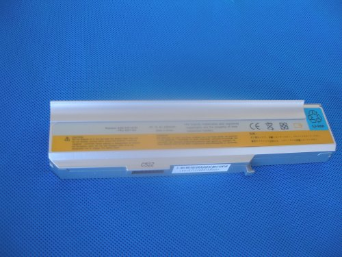 High Quality Battery for Lenovo 3000 N100 Serie, 10,8 V, 4400 mAh, 100% fits, properly matching, Li-Ion, Lithium Ion Technology, Batteries, Notebook, Laptop, PC