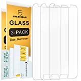 [3-Pack]-Mr.Shield for Samsung (Galaxy J7 Star) [Upgrade Maximum Cover Screen Version] [Tempered Glass] Screen Protector [Japan Glass with 9H Hardness] with Lifetime Replacement