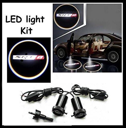 Einstiegsbeleuchtung Türlicht Led Cree R3 Light Kit Srt8 Logo Paar Auto