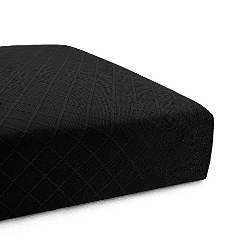 CHUN YI Stretch Polyester and Spandex Rhombus Cushion Slipco