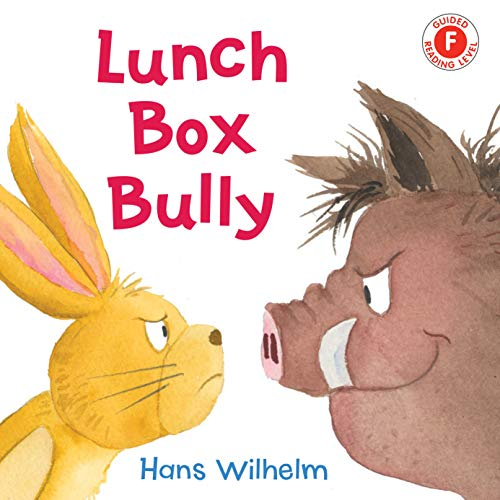 Book Cover: Lunch Box Bully