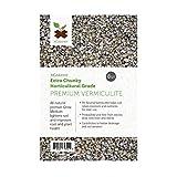 8 Quarts xGarden Horticultural Grade Premium Vermiculite - Extra Chunky