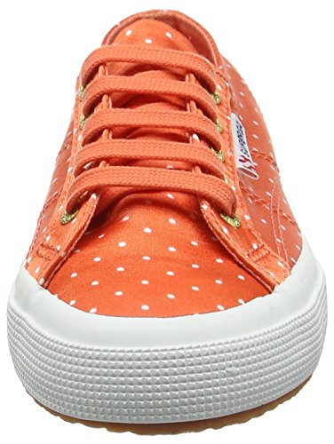 Superga2750 Dotsatinw - Zapatillas adultos unisex Rosa (fresh Salmon Dots White)