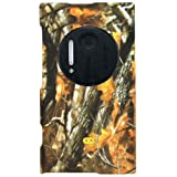 Cell Armor Snap Case for Nokia Lumia 1020 - Retail Packaging - Hunter Series, with Big Branch