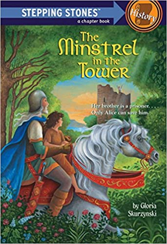 Amazon The Minstrel In The Tower Stepping Stone