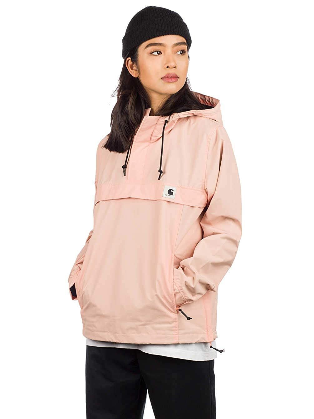 good quality cheap sale outlet Jacket Women Carhartt WIP Nimbus Pullover Jacket: Amazon.co ...
