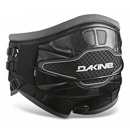 Dakine Men's Fusion Kite Harnesses, Black, XS