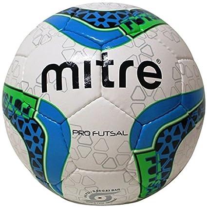 9dc53427a6c59 Mitre Pro Futsal balón de fútbol  Amazon.com.mx  Deportes y Aire Libre