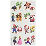 Amscan Super Mario Brothers Birthday Party Temporary Tattoo Favors, Multicolor, 2