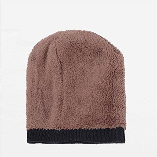Moda De black Otoño Caliente E Bean Los Nuevo Invierno Sombreros Trenzado deep blue Sombrero De YANXH Cap xATY0wqw