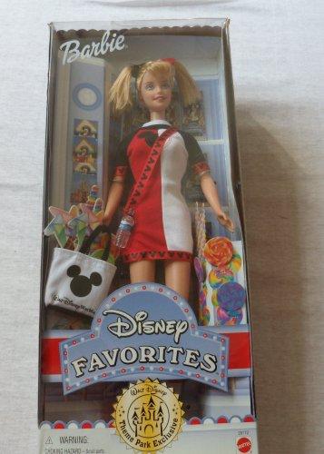Collectible Disney Theme Park Exclusive Barbie - Dolls Collectible Disney