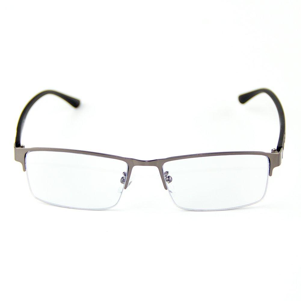Cyxus Blaulicht Filter Brille Halbrahmenbrillen Gegen Augenbelastung ...