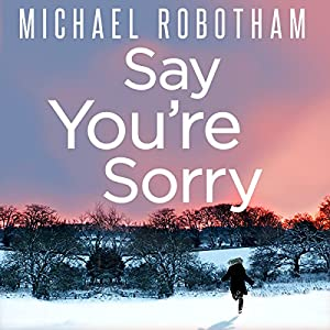 Say You're Sorry Hörbuch
