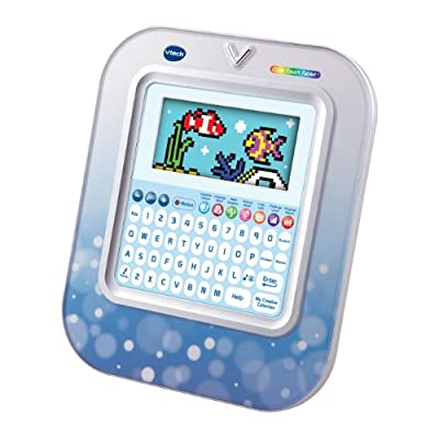 Vtech Brilliant Creations Color Touch Tablet - White from V Tech