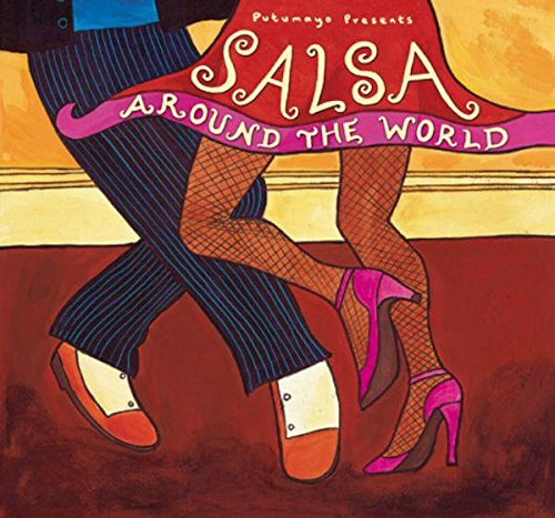 Salsa Around the World (Putumayo Salsa compare prices)